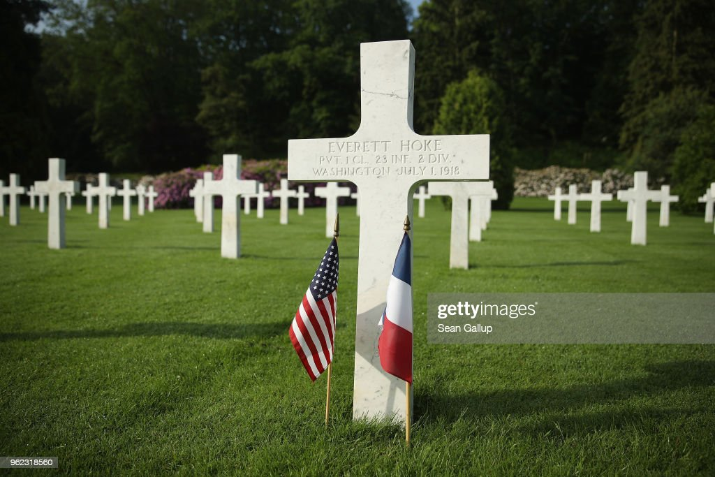 100th Anniversary Of The Battle Of Belleau Wood During World War I