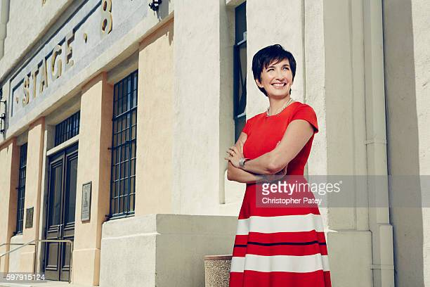 And General Counsel at Fox Networks Group Rita Tuzon is photographed for The Hollywood Reporter on April 1, 2016 in Los Angeles, California.Published...