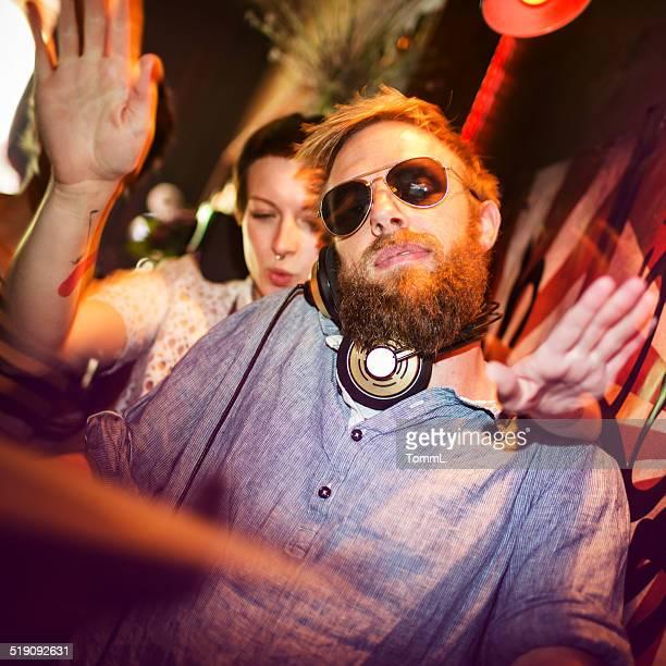 DJ und Groupie