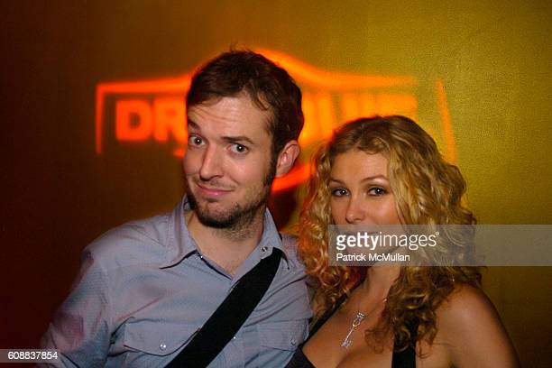 and Heather Vandeven attend Drambuie Den Event with Special Guest Heather Vandeven at Level V on October 22 2007 in New York