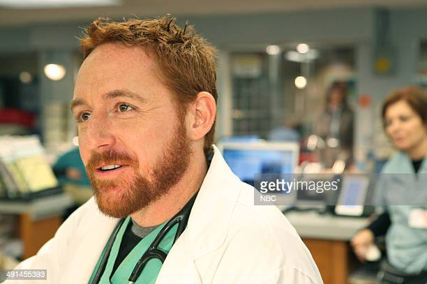 ER 'And in the End' Episode 1523 Airdate Pictured Scott Grimes as Dr Archie Morris