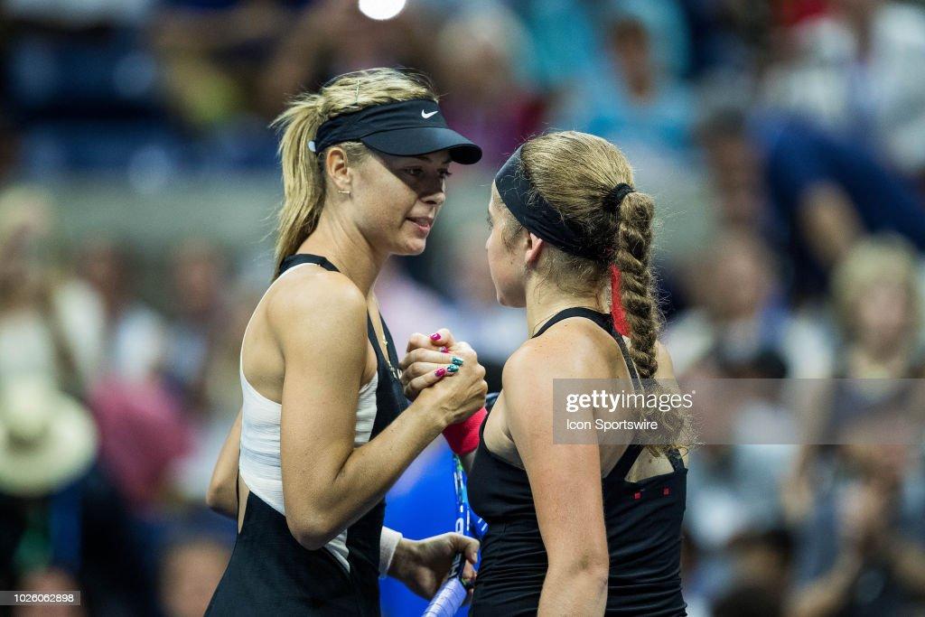 TENNIS: SEP 01 US Open : News Photo