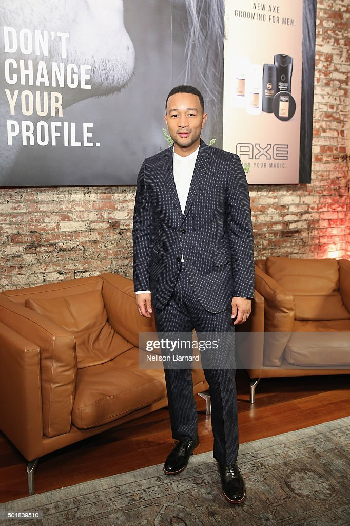 "John Legend And AXE Launch A New Point Of View With ""Find Your Magic"" And The 2016 AXE Collective"