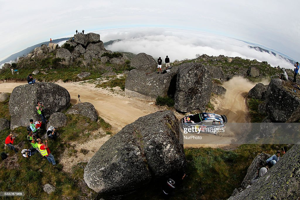 FIA World Rally Championship Portugal : News Photo