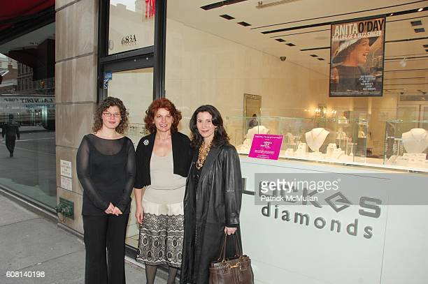 and Katherine Oliver attend MADISON AVENUE BID Salutes the TRIBECA FILM FESTIVAL and the 40th Anniversary of the Mayor's Office of Film Theatre and...