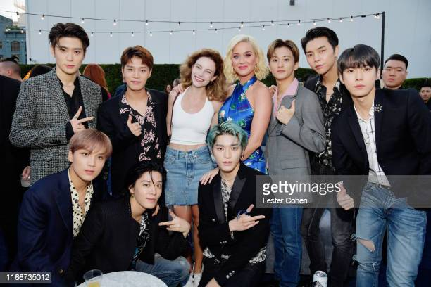and Katy Perry and music group NCT 127 attend Capitol Music Group's 6th annual Capitol Congress premiering new music and projects for industry and...