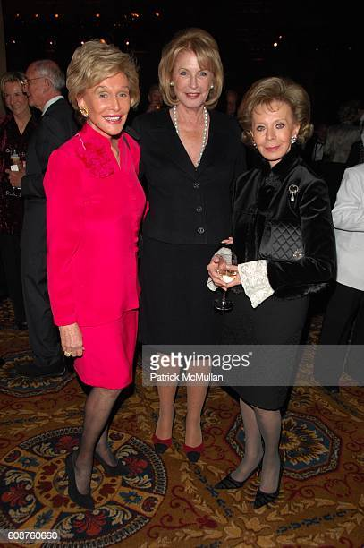 and Lily Safra attend UNAUSA 2007 GLOBAL LEADERSHIP AWARD Dinner at Cipriani Wall Street NYC on October 25 2007