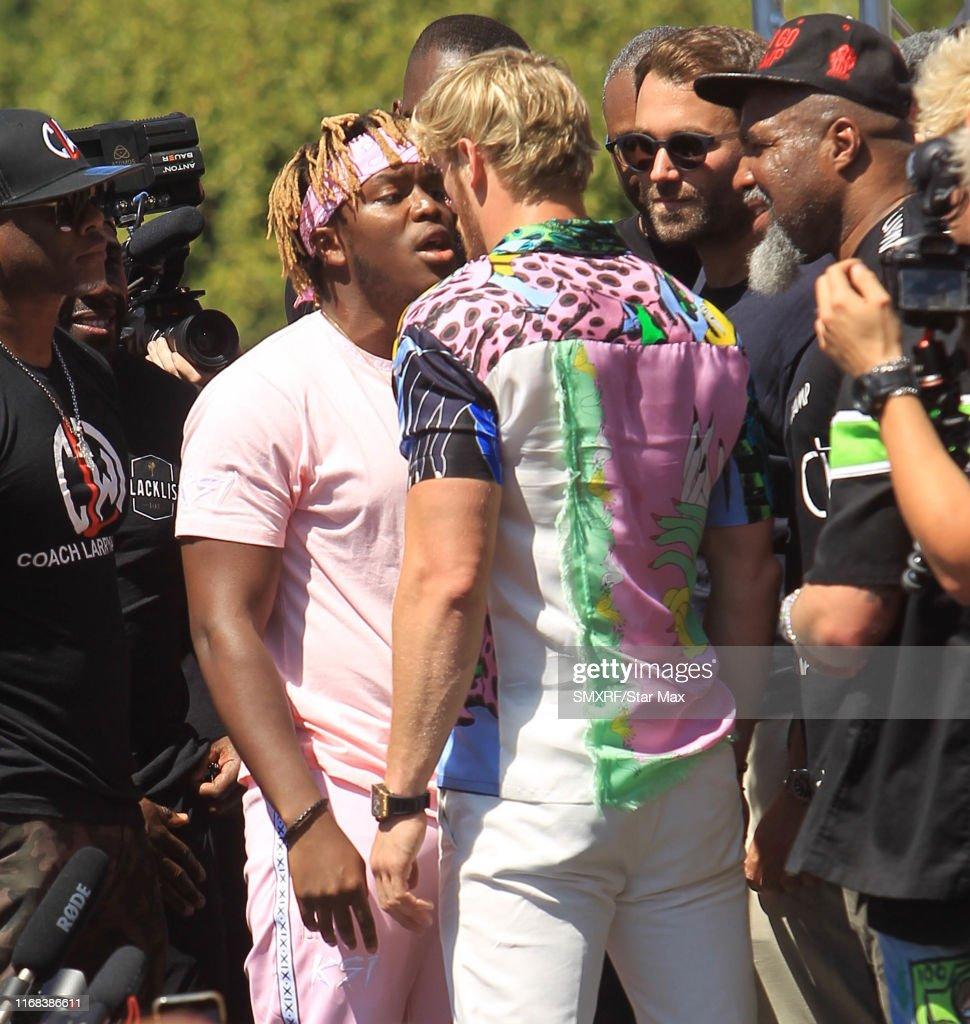 Celebrity Sightings in Los Angeles - September 14, 20199 : News Photo