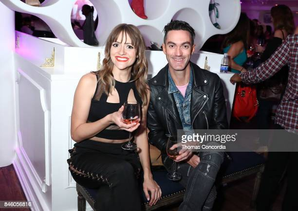and Matthew Dillon attend Kia STYLE360 Hosts Uncommon James Chinese Laundry by Kristin Cavallari Hosted at Bagatelle NYC and Presented by ChapStick...