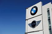 BMW and MINI Signage
