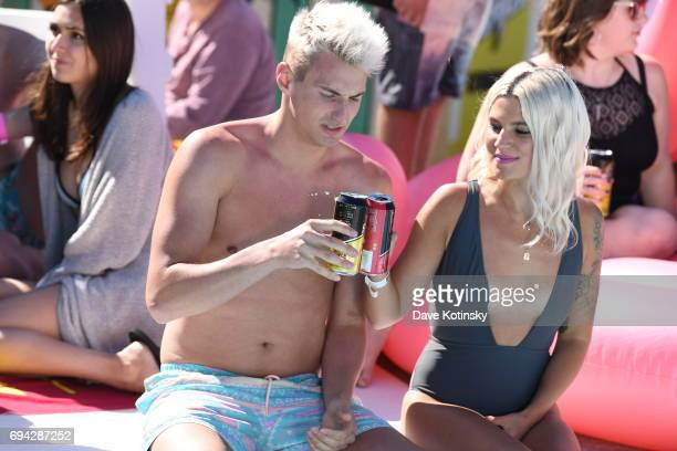 MTV and Mountain Dew Spiked Lemonade present The 2017 MTV Beach House with Carly Aquilino at the Jersey Shore in New Jersey