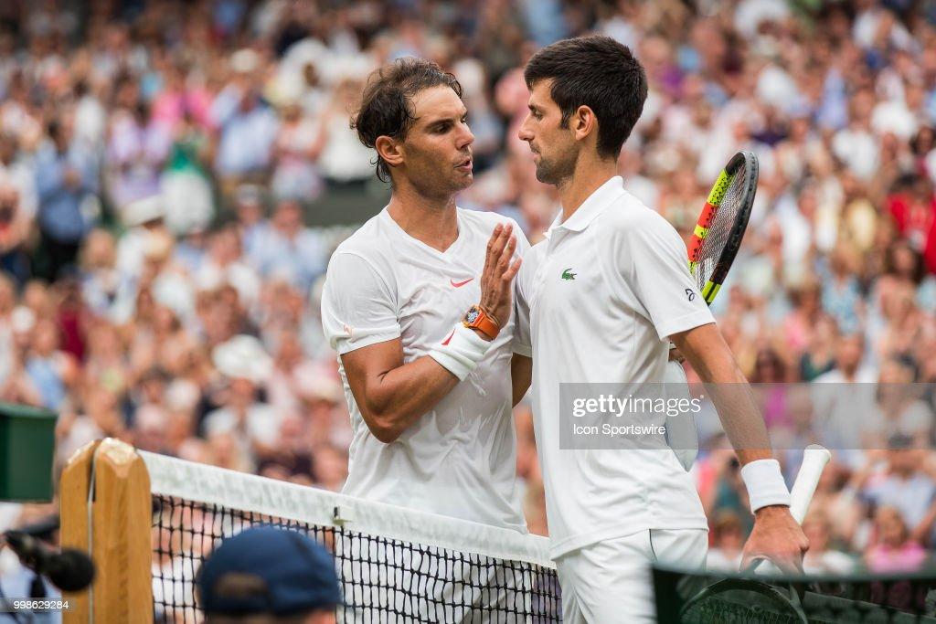 TENNIS: JUL 14 Wimbledon : News Photo