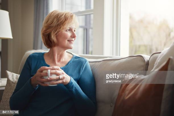 and now to enjoy the good life - respite care stock photos and pictures