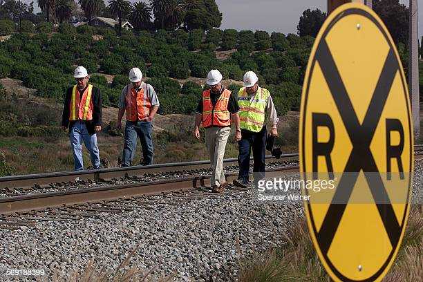 AMTRAK NTSB and other federal investigators walk the scene of fatal derailing Sunday Investigators spend the day after fatal train accident...
