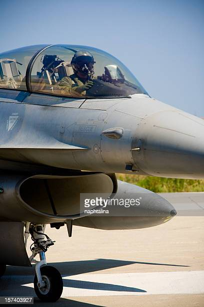 F16 and pilot