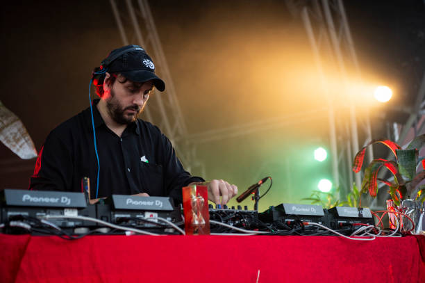 ESP: John Talabot Presents Eternal Sunset At Nits del Forum