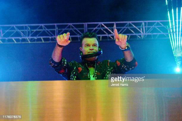 And Producer Paul Oakenfold Performs at 'Storm' Area 51 Basecamp at Alien Research Center on September 20 2019 in Hiko Nevada