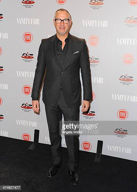 VP and publisher of Vanity Fair Edward Menicheschi attends the Vanity Fair Campaign Hollywood 'Young Hollywood' party sponsored by Fiat at No Vacancy...