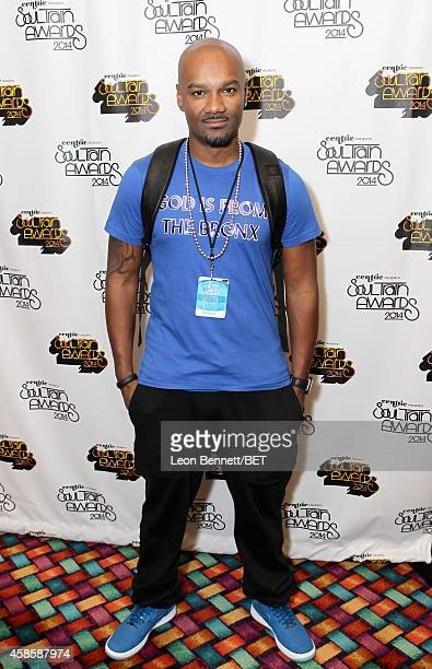 TV and radio personality Big Tigger attends day 2 of the 2014 Soul Train Music Awards Gifting Suite at the Orleans Arena on November 7 2014 in Las...