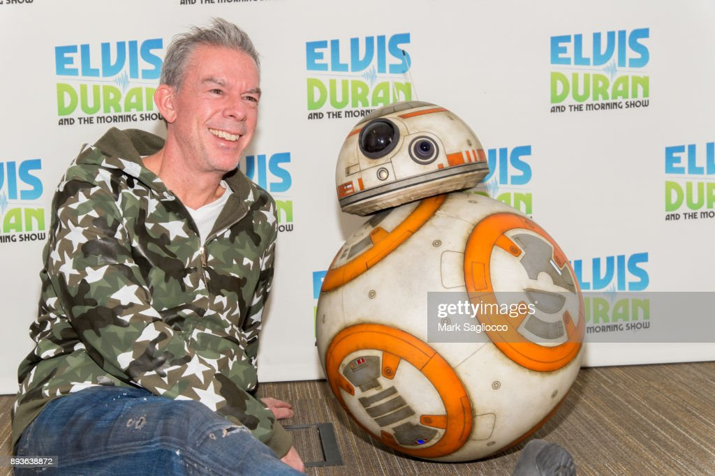 "BB-8 Visits ""The Elvis Duran Z100 Morning Show"""