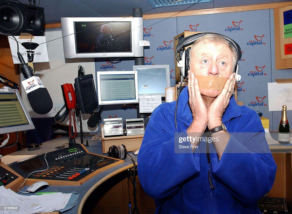 Chris Tarrant Leaves Capital FM Breakfast Show : News Photo