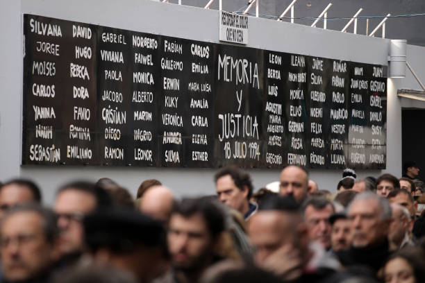 ARG: Commemoration of the 25th Anniversary of the Terrorist Bombing of the AMIA in Buenos Aires
