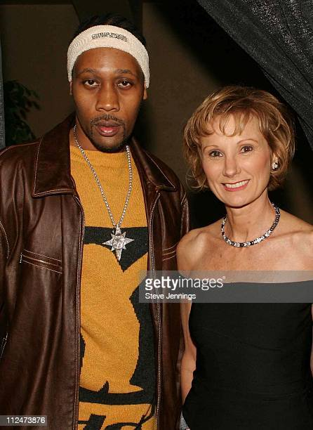 RZA and Roxanne Messina Capter executive director of SF Film Society