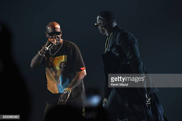 "And Sean ""Diddy"" Combs aka Puff Daddy perform onstage during the Puff Daddy and The Family Bad Boy Reunion Tour presented by Ciroc Vodka and Live..."