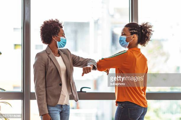 and so the deal was sealed - illness prevention stock pictures, royalty-free photos & images