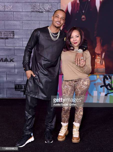 """And Tameka Cottle attend the Premiere of Columbia Pictures' """"Bad Boys for Life"""" at TCL Chinese Theatre on January 14, 2020 in Hollywood, California."""