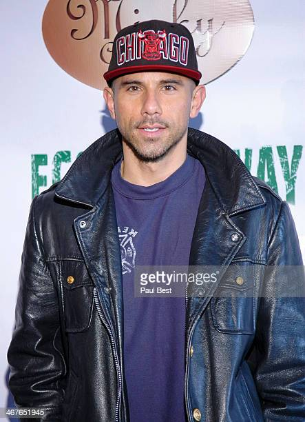 CEO and television host Billy Dec attend Eco Hideaway PARK CITY 2014 Park City on January 20 2014 in Park City Utah