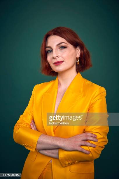 DJ and television presenter Alice Levine is photographed for the Times magazine on April 25 2019 in London England