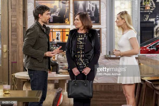 'And the Baby and Other Things' Pictured Bobby Teresa and Caroline Channing When Caroline encourages Bobby's sister Denise to quit her job the couple...