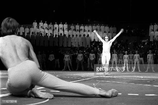 BEJART and the ballet of twentieth century Jorge Donn in France in 1969