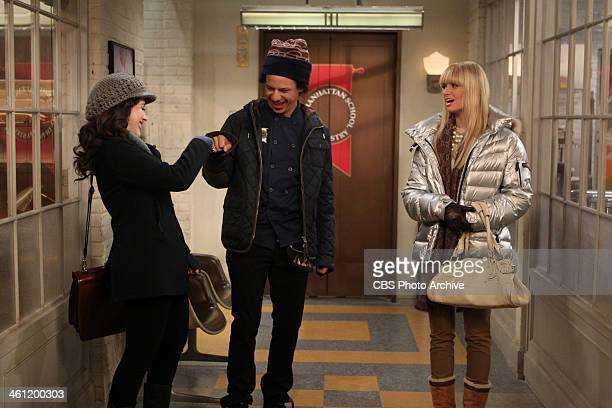 'And The Big But' Caroline's still hot for teacher the stillmarried Chef Nicholas on 2 BROKE GIRLS Monday Jan 13 on the CBS Television Network Max...