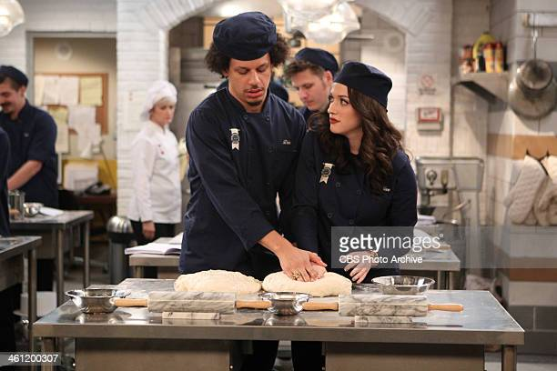 And The Big But Caroline's still hot for teacher the stillmarried Chef Nicholas on 2 BROKE GIRLS Monday Jan 13 on the CBS Television Network Deke and...
