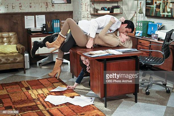 'And The Big But' Caroline's still hot for teacher the stillmarried Chef Nicholas on 2 BROKE GIRLS Monday Jan 13 on the CBS Television Network...