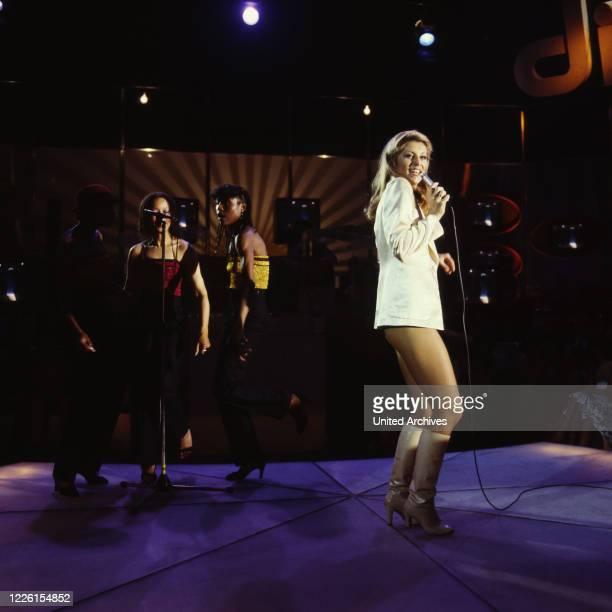 SHEILA and the Black Devotion Auftritt in der ZDFSendung DISCO 1978