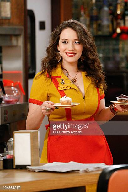 'And The BreakUp Scene' Max Black serves up her todiefor cupcakes on 2 BROKE GIRLS Monday Sept 26 on the CBS Television Network In the episode...