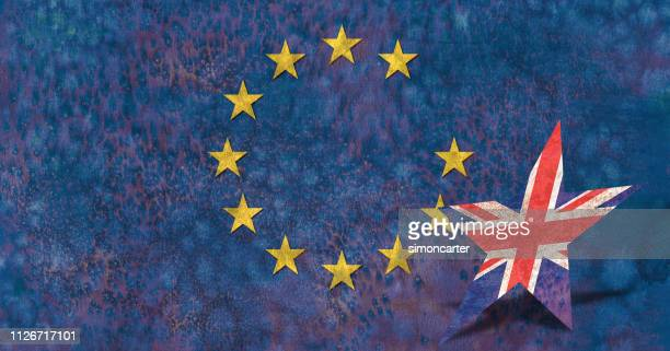brexit. uk and the european union. politics - brexit stock pictures, royalty-free photos & images