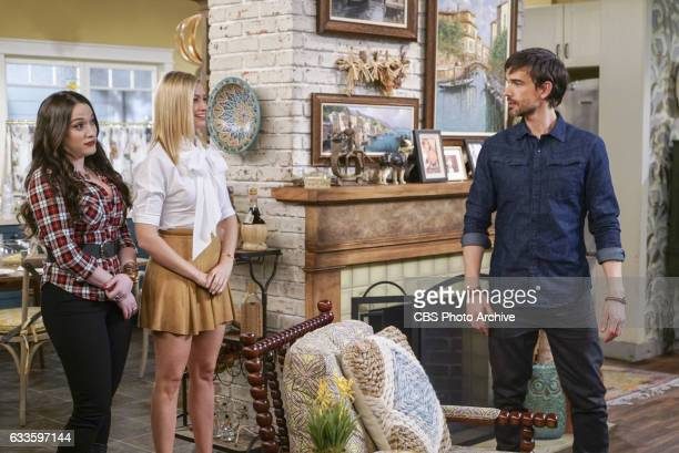 And the Jessica Shmessica Pictured Max Black Caroline Channing and Bobby When Bobby invites Caroline to a party to meet his family she is eager to...