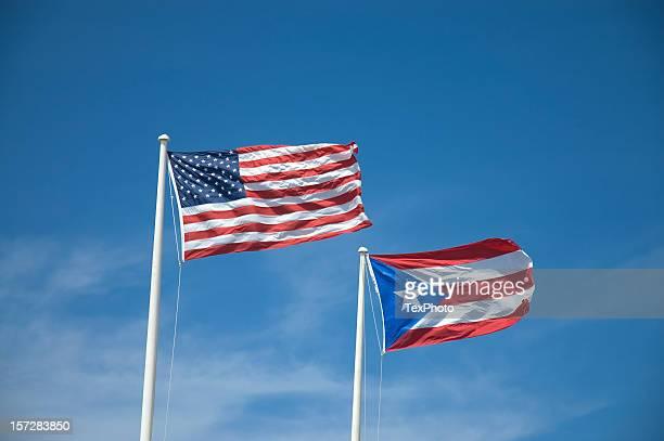 Estados Unidos e a Bandeira de Porto Rico