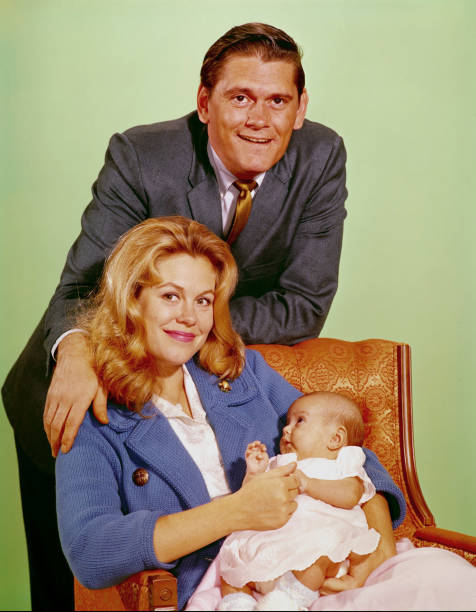 Darrin And Samantha S Kids From Bewitched