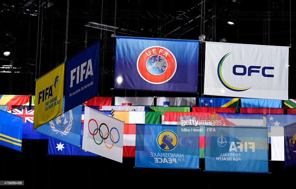 65th FIFA Congress : News Photo