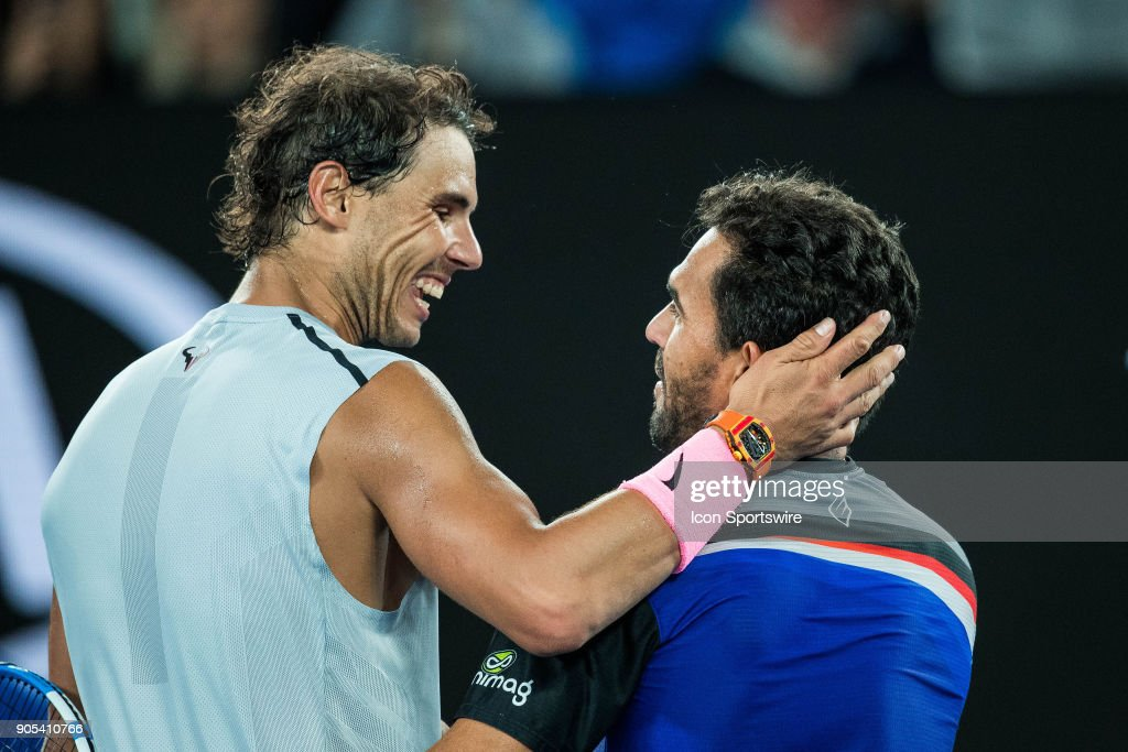 TENNIS: JAN 15 Australian Open : News Photo