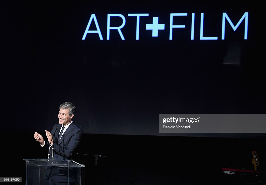 2016 LACMA Art + Film Gala Honoring Robert Irwin And Kathryn Bigelow Presented By Gucci - Inside