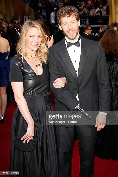 RALSTON and wife JESSICA TRUSTY 83rd Annual Academy Awards Oscars Kodak Theatre Hollywood Ca March 27 2011 ��Kurt Krieger