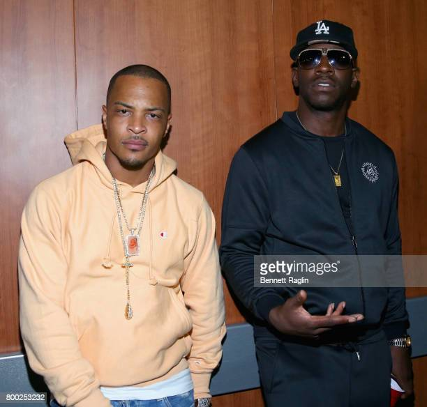 And Young Dro at night two of the STAPLES Center Concert, presented by Coca-Cola, during the 2017 BET Experience at LA Live on June 23, 2017 in Los...