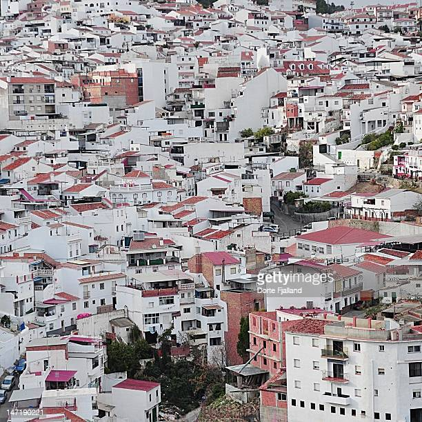 Andalusion white town