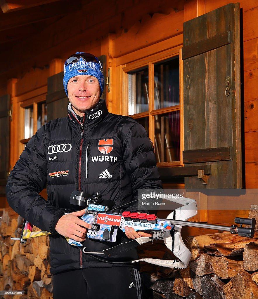 German Biathlon Athletes - Photocall